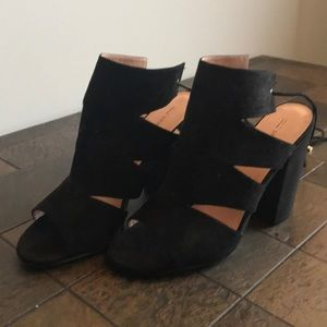 Women's Call It Spring Black heels size 10